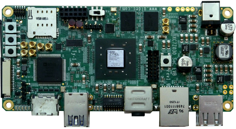 Aldec TySOM-1-7Z030