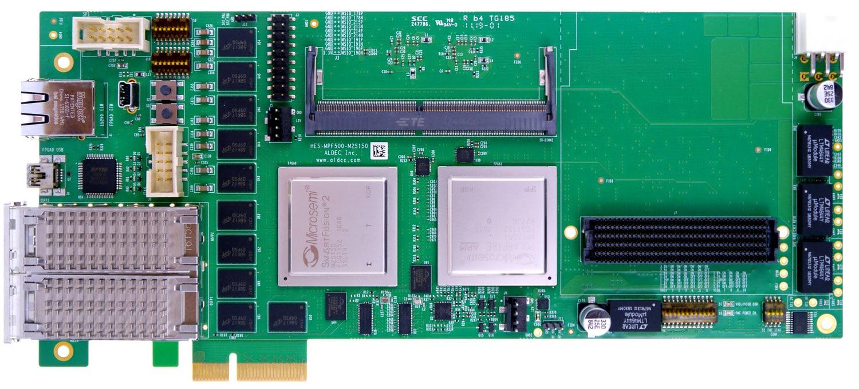 Aldec HES-MPF500-M2S150