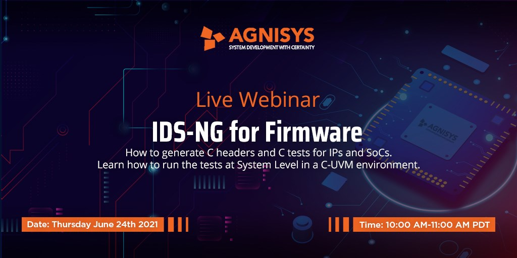 IDS-NG for Firmware