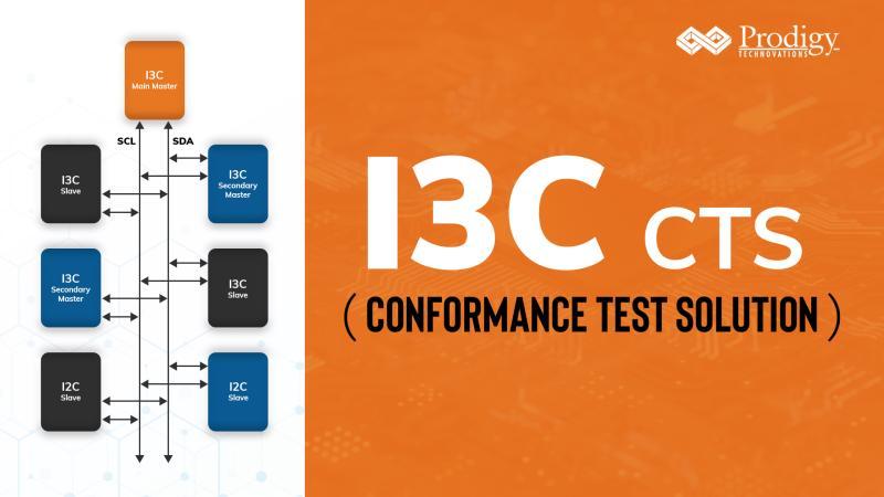 Prodigy I3C Conformance Test Solution